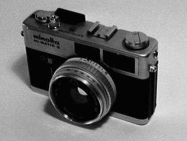 MUG: Minolta Hi-Matic Range Finder Cameras