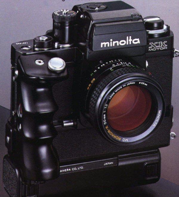 minolta xk series cameras rh jwhubbers nl Minolta XK Screen App minolta xk service manual